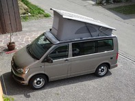 VW T6 California 2.0 TDI Beach Lberty 4Motion