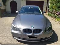 Gepflegter BMW 525i sucht neuen Besitzer