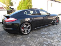 Porsche Panamera Turbo