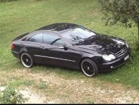 MercedesBenz CLK 320