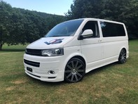VW T5 Multivan 2.0 Bi-TDI CR Family Cup DSG