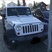 Jeep Wrangler zu verkaufen