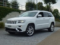 Grand Cherokee 3.0 CRD Summit Automatic