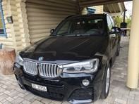 BMW X3 xDrive 35d M Sport Steptronic