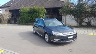 Citroen c5 Exclusive 2.7 HDI Vollausstattung 8 fach bereift