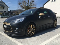 Citro�n DS 3 Racing Gold Matt
