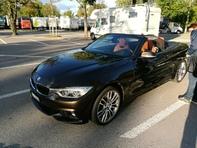 BMW 428i F33 xDrive Traum-Cabrio Sport-Line, M-Sport-Paket / BMW-Individual