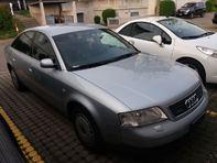 Audi A6 2.4 V6 Quattro, Benziner, Automatic, Leder,1.Inv. 16.07.97  , mfk 01.18 ,  176000km.