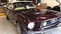 Ford Mustang California Special Cabrio