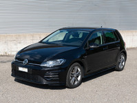 VW Golf R-Line Highline 4-Motion