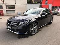Mercedes-Benz C250 BlueTec AMG Line 4Matic 7G-Tronic