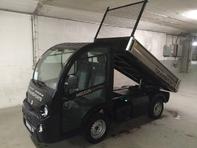 Elektrofahrzeug / Kipper Goupil/Aixam Mega E-worker M10