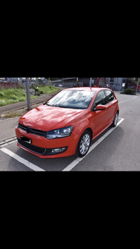 Vw Polo Highline Top Zustand