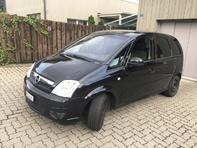 Opel Meriva 1.6 schwarz