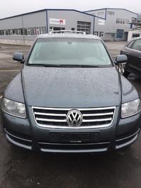 VW Touareg 4.2 lt, V8