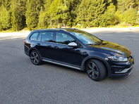 VW Golf 2.0 TDI Alltrack 4motion DSG