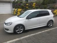 VW Golf VI  R-line Sport