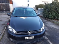 VW Golf 6 B1. MT TDI