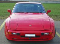 Porsche 944 in Topzustand 100% original mit nur 52'500 km!