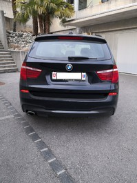 BMW X3 XDRIVE 20d Steptronic MSPORT – wie neu!