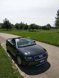 Audi A4 3.0 V6 quattro Cabriolet