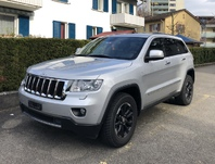 Jeep Grand Cherokee 3,0 CRDI Ltd.