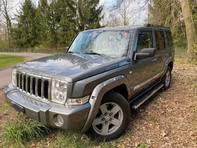 Jeep Commander3.0 CRD 7Sitzer MFK neu Top gepflegt