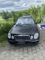 Mercedes Benz Kombi 2,2 Diesel