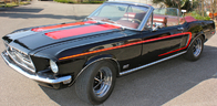 Ford Mustang 1968 302 GT Convertible