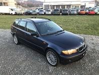 BMW 320i Touring (Kombi, E46)