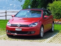 Privato vende VW Golf 1.4 TSI cabrio DSG 160 cv