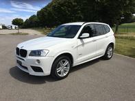 BMW X 3 x Drive20d Steptronic, 184 PS