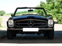 Mercedes-Benz 280 SL - Oldtimer - 02/1970