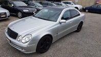 Mercedes Benz E500 Avantgarde